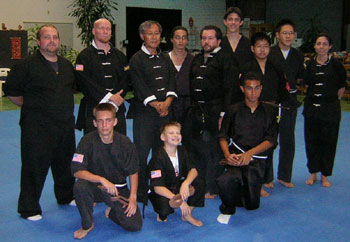 Brown and Black Belt Test