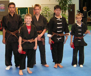 Brown belt  picture