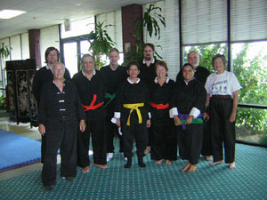 Tai Chi rank test picture