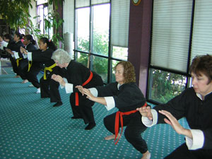 Tai Chi Rank test picture.