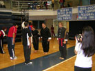 Wang's Martial Arts in San Antonio tournament picture